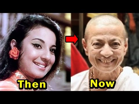 8 Old Lost Actress Of Bollywood Then & Now | 2017