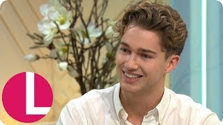 Strictly's AJ Pritchard on How He Avoids the Strictly Controversy | Lorraine