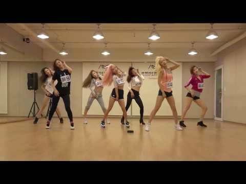 開始Youtube練舞:Whoo-Rainbow | Dance Mirror