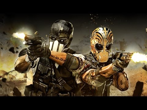 Army of Two: The Devil's Cartel - Test / Review (Gameplay) des Koop-Shooters