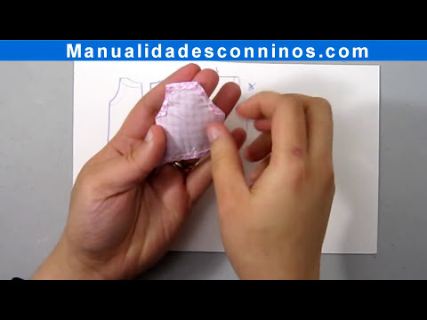Manualidades para muñecas: Cómo hacer un patrón de ropa para tus muñecas + 4 patrones gratis!!!