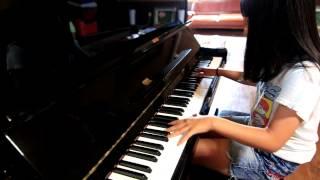 Let it go 렛잇고 피아노 연주 (중앙초 5학년 장청아)