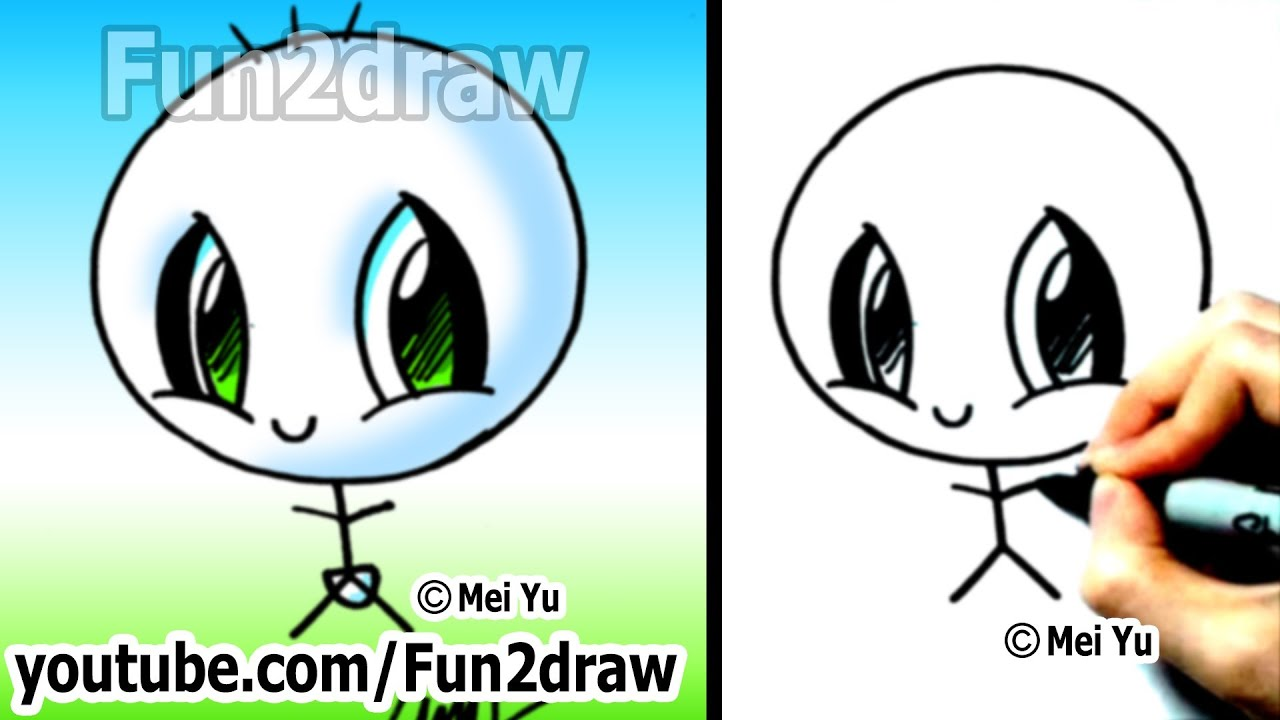 How To Draw A Stick Person Really Good April Fool S
