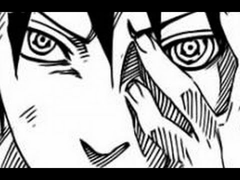 Naruto 674 Manga Chapter Review ナルト The Power Of Sasuke's Rinnegan