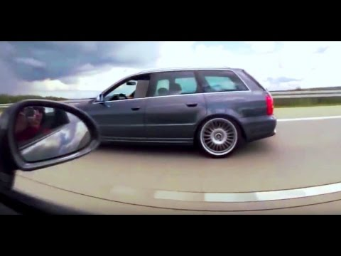 Porsche 911 has no chance against Audi RS4 | CONFUSED PORSCHE DRIVER