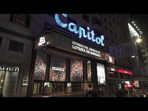 El anuncio navideño de Loterías también se estrenó en Callao