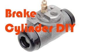 How to Replace a Wheel Cylinder