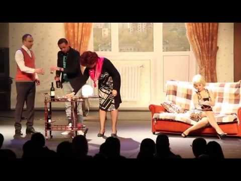 Comedy Club  & Comedy Woman Russia in Dublin 2015