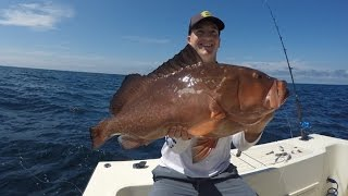 Extra Summer Fishing Footage: Sebastian Inlet