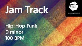 Download Lagu Hip-Hop Funk Jam Track in D minor 100 BPM Gratis STAFABAND