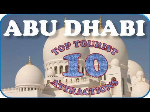 Visit Abu Dhabi: Things to do in Abu Dhabi - The Richest City in the World