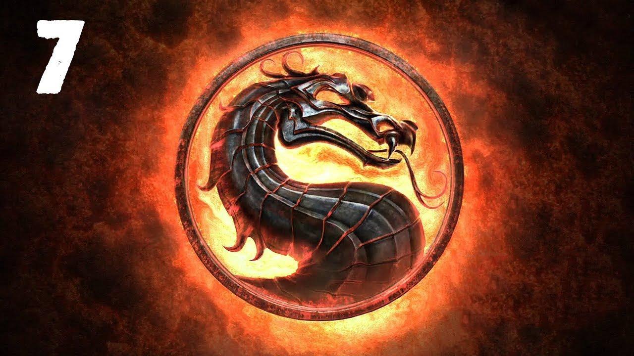 Прохождение Mortal Kombat 11 — Часть 7: Рейдэн