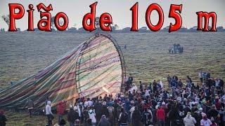 Pião de 105 metros - Anderson El Loco