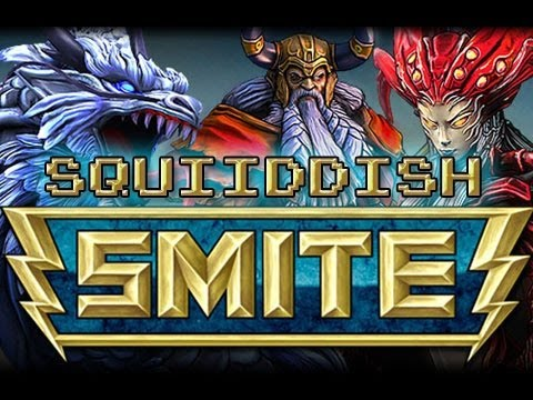 The Questionable Voice of Athena feat. SHENMUE36 [SMITE Gameplay, PC]