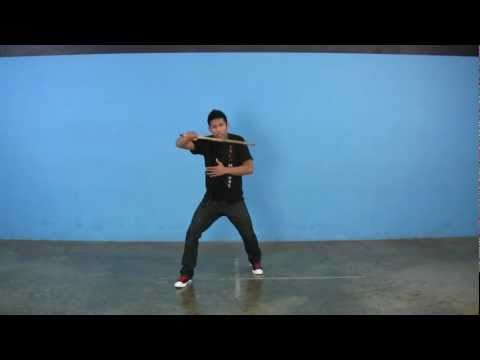 Kali Stick Fighting - Instructional DVD by Kali Method Image 1