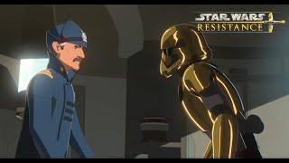 Star Wars Resistance | Episode 19 -  No Escape: Part One | Disney XD