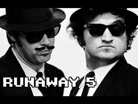 Runaway Five [Earthbou... Earthbound Runaway Five