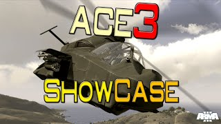 ArmA 3 ACE 3 Mod Showcase (Alpha Edition)