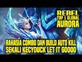 Download Video Hal Yang Gw Pelajari Dari Top 1 Global AURORA REBEL • Mobile Legends Indonesia MP3 3GP MP4 FLV WEBM MKV Full HD 720p 1080p bluray