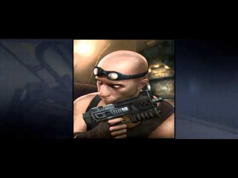 Chronicles of Riddick: Game Concept Art