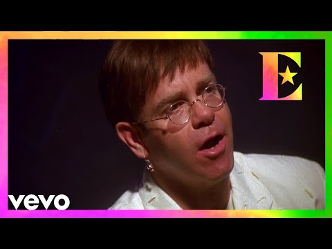 Elton John - Can you feel the love tonigh
