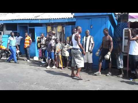 Sports BoxingSports Boxing-Ghana Street boxing