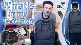 What's in my Tech Bag! #Internet4u
