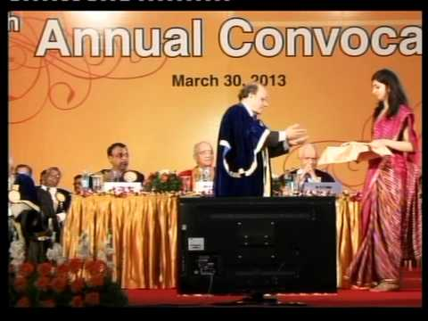 27th Annual Convocation Part # 5/7