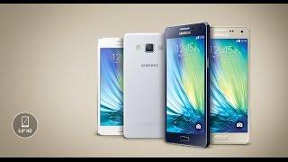 Обзор!!! Samsung GALAXY A5 SM-A500F