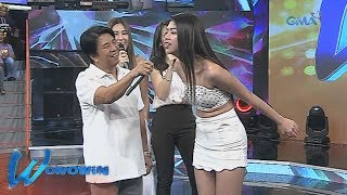Wowowin: 'Sexy Hipon' Herlene, may reklamo sa ilang Angkas drivers!