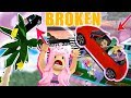 ROYALE HIGH IS BROKEN CRAZY CAR GLITCH WHO LET BARBIE DRIVE mp3