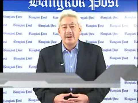 Bangkok post News clip -Tension in Bangkok 10-03-10.flv