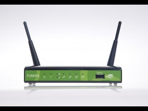 Fonera 2.0n Router Review