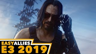 Cyberpunk 2077 Impressions - E3 2019 (Day 1 Highlight)