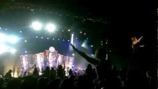 Florence + the Machine - Rabbit Heart (Raise It Up) - London O2 Arena 06-12-2012