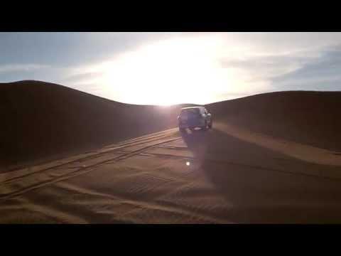 Desert Safari Dubai Tourism & Travel Services(DTTS) Landcruiser-2015