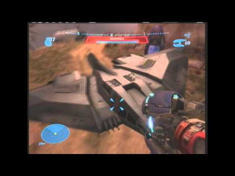Halo:Reach - Scarab Gun + Mods