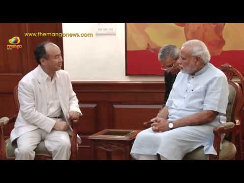 SoftBank CEO Masayoshi Son meets PM Modi, promises $10 billion investment in India