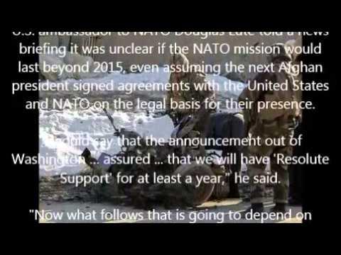 U.S. says troop plan only guarantees NATO Afghan mission until end-2015