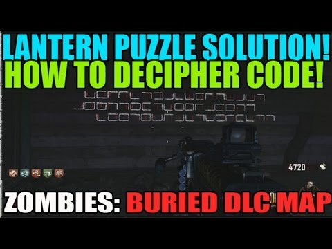 How To Decipher Code From Lantern!