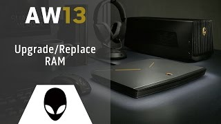 Replacing The Memory in the Alienware 13