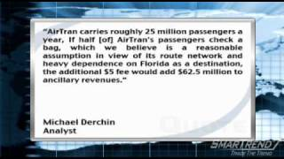 News Update: AirTran Airways to Up Checked-Baggage Fee by $5