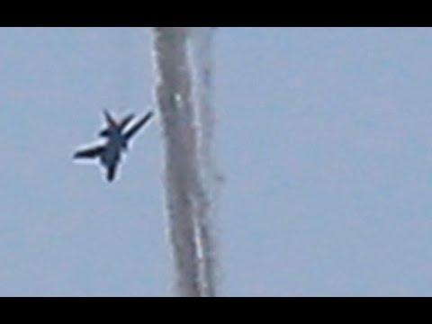 'Hard slap' for Syria as warplane shot down