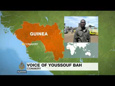 Deadly attack in Guinea on Ebola team