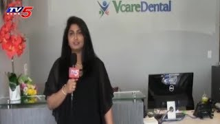 Telugu NRIs Innaugrated VK Dental Hospital in Greenville, USA