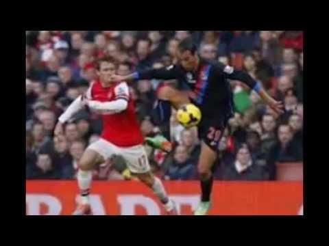 Arsenal 2 v Crystal Palace 1 Premier League Match updates