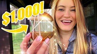 $1,000 EGG HUNT!