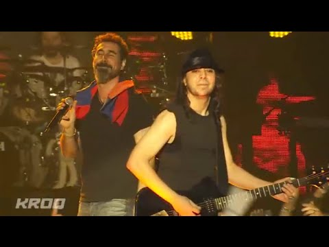 System Of A Down - Toxicity {kroq Aac 2014} video