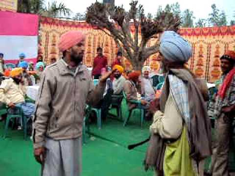Pand in punjabi marriage