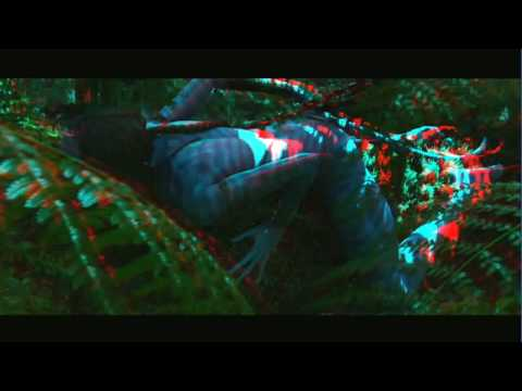 Avatar 3d Trailer Anaglyph - Free Direct Download video